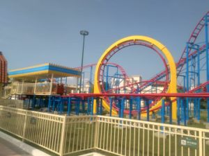 Factory Direct Overlapping Roller Coaster pictures & photos