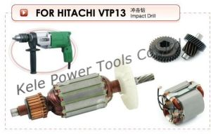 Armature, Stator, Gears for Power Tools Hitachi Vtp13 pictures & photos