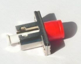 ST-LC Fiber Optic Adapter Simplex Sm pictures & photos