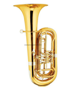 Tuba 3 Rotary Keys (JTU-600)
