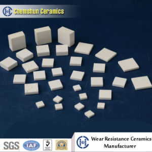 Ceramic Wear Resistant Alumina Lining Pieces as Lagging Ceramics pictures & photos