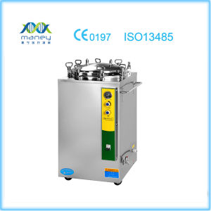 Vertical Autoclave Pressure Steam Autoclave (automatic 35/50/75/100/120/150L LS- LJ) pictures & photos