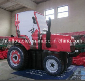 2015 New Design Inflatable Tractor Advertising, Inflatable Tractor Replica