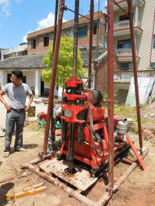 High Efficiency Portable Multi-Purpose Drilling Rig (HGY-200)