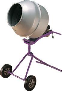 Vertical Portable Concrete Mixer (PCM5-V)