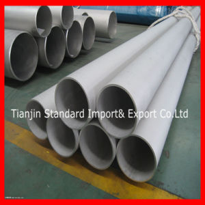 ASTM A269 321 Stainless Steel Pipe pictures & photos