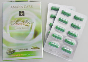 Seven Slim Herbal Capsules Body Slimming Capsule (CS005) pictures & photos