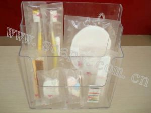 Hotel Amenities Set - Frosted Wrapper (Dental Kits etc) pictures & photos