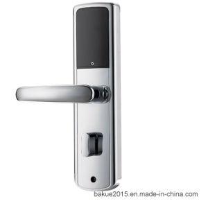 China Factory Price Electronic Door Card Lock Digital Lock (DeHaZ1015-EL-NI) pictures & photos