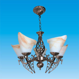 Modern European Glass Chandelier in Guangdong pictures & photos
