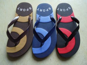 2015 New Design Men Slipper Hx011A-2
