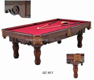 Pool Table - QZ417#