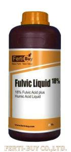 18% Fulvic Liquid (18% Fulvic Acid plus Humic Acid Liquid)