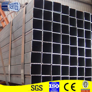 Mild Steel 20X20mm Square Structural Tube or Pipe (JCS-05) pictures & photos