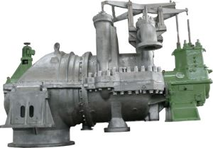 Extraction Condensing Steam Turbine (C50-8.83/1.57)