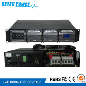 Hot Swap Rectifier Power System, 24 VDC 4500 Watts pictures & photos