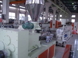 PVC Pipe Line (SJZ51/105,SJZ65/132,SJZ80/156,SJZ92/188) pictures & photos