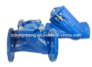 Cast Iron/Ductile Iron Ball Check Valve with Epoxy Coating pictures & photos