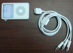 Cable Compatile with iPod