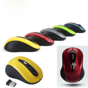 Wireless Computer/ Notebook/Laptop Mouse (QY-WM2430) pictures & photos