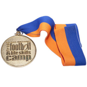 Event Designed Zinc Alloy Medal with Sandblast Effect pictures & photos