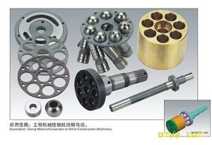 Kayaba Kmf Kyb Piston Pump Parts