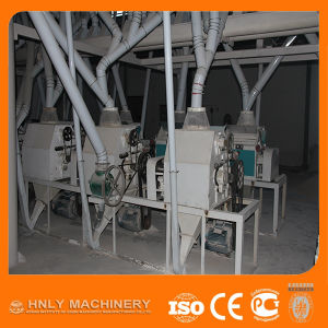Professional Manufacturer Corn Flour Milling Machine with Market in Zambia pictures & photos