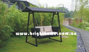 Outdoor Garden Hanging Swing (BP-617) pictures & photos