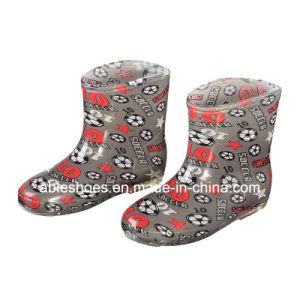 PVC Wellington Boots Crystal Design Kids Wellington Girls