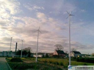 2000w Wind and Solar Hybrid Power System for Home