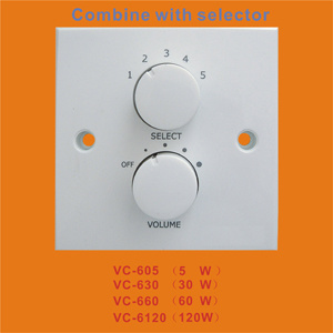 Volume Controller VC-605 VC-630 VC-660 VC-6120 pictures & photos