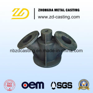 OEM Cast Iron/Ductile Iron Casting Painting pictures & photos