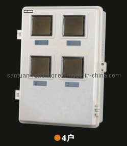 SMC DMC Glass Fiber Reinforced Plastics Meter Boxes