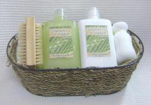 Beauty Gift Set (4PCS with beautiful basket)