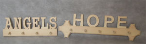 Wooden Sign (TG04185-186)