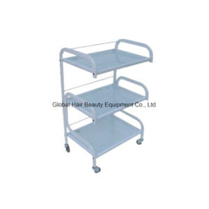 Beauty Salon Trolley or Beauty Trolley with Glass (HQ-A215) pictures & photos