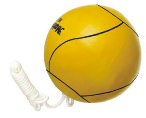 Tether Ball, Rubber Material (B02501) pictures & photos