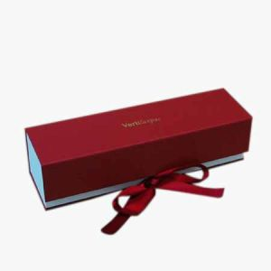 2014 High Quality Cardboard Paper Wine Gift Box (YY-W0100) pictures & photos
