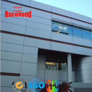 PVDF Curtain/Wall Cladding Panel for Outside Building ACP/Acm (RCB2013-N02) pictures & photos
