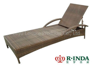 PE Rattan Lounger (HLCA-80R1075)