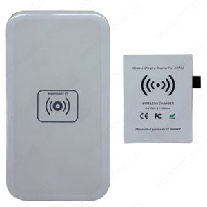 2015 New Hot Universal Wireless Charger for Mobile Phone (WIX-B005) pictures & photos