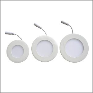 3W Round LED Panel Light with CE RoHS Approved pictures & photos