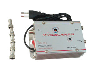 8620mA2 CATV Signal Amplifier /2-Way Housing Signal Splitter pictures & photos