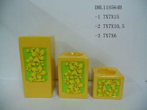 Spring Series Ceramic Flower Pot - 4
