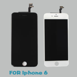Mobile Phone Parts LCD Screen for iPhone 6 Display pictures & photos