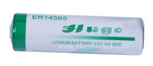 3.6V Er14505 AA Lithium Li-Socl2 Battery pictures & photos