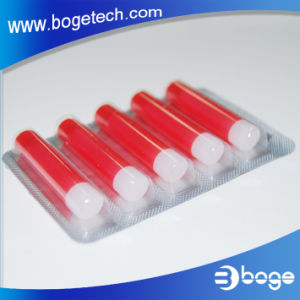 Electronic Cigarette Atomized Cartridges in Red