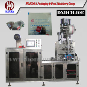Automatic Nylon Pyramid Bag Packing Machine (DXDCH-10E) pictures & photos