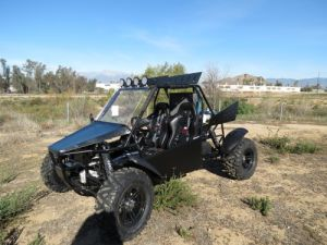 800cc off Road Go Kart 4X4 CVT