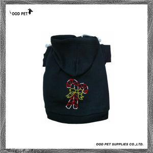 Candy Dog Hoodie Christmas Holiday Pet Products pictures & photos